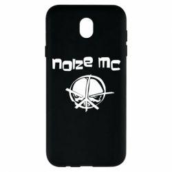 Чохол для Samsung J7 2017 Noize MC Logo