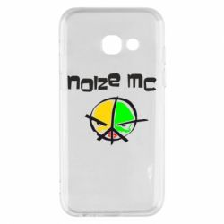 Чохол для Samsung A3 2017 Noize MC Logo