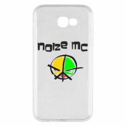 Чохол для Samsung A7 2017 Noize MC Logo