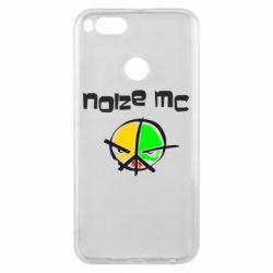 Чохол для Xiaomi Mi A1 Noize MC Logo