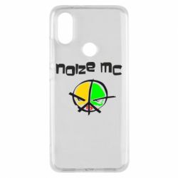Чохол для Xiaomi Mi A2 Noize MC Logo