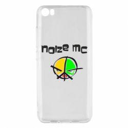 Чохол для Xiaomi Mi5/Mi5 Pro Noize MC Logo