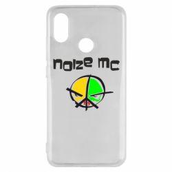 Чохол для Xiaomi Mi8 Noize MC Logo