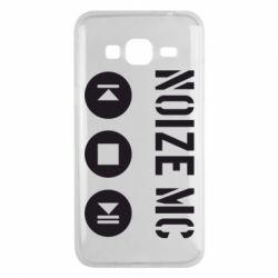 Чехол для Samsung J3 2016 Noize MC player