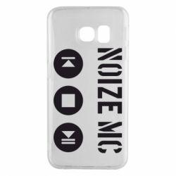 Чехол для Samsung S6 EDGE Noize MC player