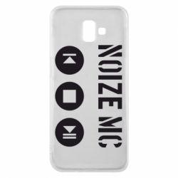 Чохол для Samsung J6 Plus 2018 Noize MC-плеєр