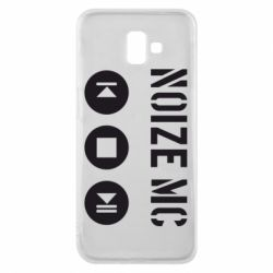 Чехол для Samsung J6 Plus 2018 Noize MC player