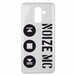 Чехол для Samsung J8 2018 Noize MC player