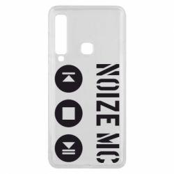 Чохол для Samsung A9 2018 Noize MC-плеєр