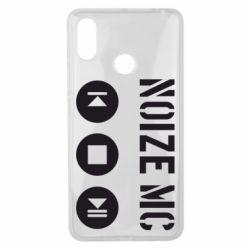 Чохол для Xiaomi Mi Max 3 Noize MC-плеєр