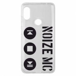 Чохол для Xiaomi Redmi Note Pro 6 Noize MC-плеєр