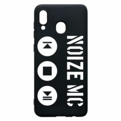 Чехол для Samsung A20 Noize MC player