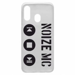 Чехол для Samsung A40 Noize MC player