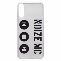 Чехол для Samsung A70 Noize MC player