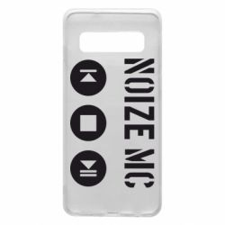 Чохол для Samsung S10 Noize MC-плеєр