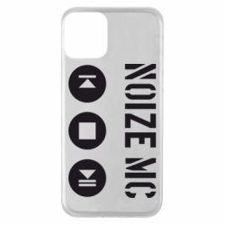 Чехол для iPhone 11 Noize MC player