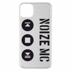 Чехол для iPhone 11 Pro Max Noize MC player
