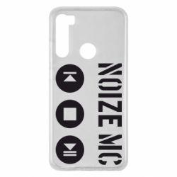Чохол для Xiaomi Redmi Note 8 Noize MC-плеєр