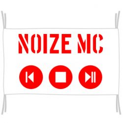 Флаг Noize MC player