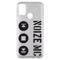 Чехол для Samsung M30s Noize MC player