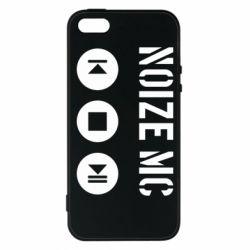 Чехол для iPhone5/5S/SE Noize MC player