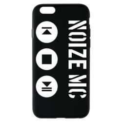 Чехол для iPhone 6/6S Noize MC player