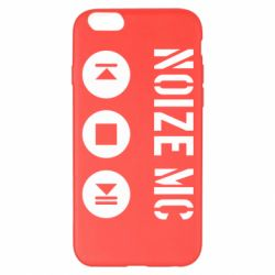 Чехол для iPhone 6 Plus/6S Plus Noize MC player
