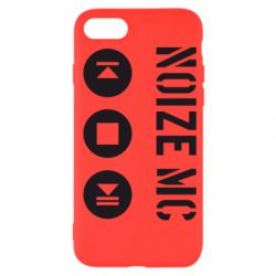 Чехол для iPhone 7 Noize MC player