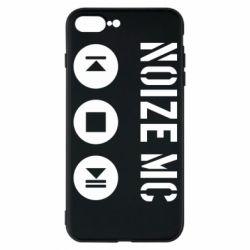 Чехол для iPhone 7 Plus Noize MC player