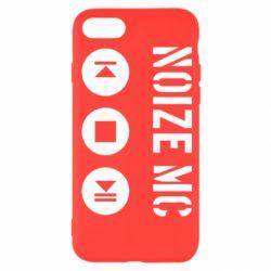 Чехол для iPhone 8 Noize MC player