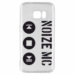 Чехол для Samsung S7 Noize MC player