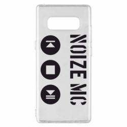 Чохол для Samsung Note 8 Noize MC-плеєр