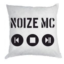 Подушка Noize MC player - FatLine