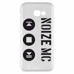 Чехол для Samsung A5 2017 Noize MC player