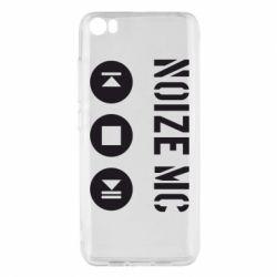 Чохол для Xiaomi Mi5/Mi5 Pro Noize MC-плеєр