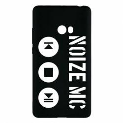 Чохол для Xiaomi Mi Note 2 Noize MC-плеєр