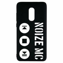 Чохол для Xiaomi Redmi Note 4 Noize MC-плеєр