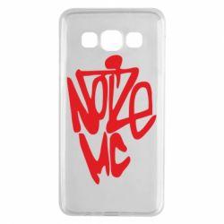 Чохол для Samsung A3 2015 Noize MC