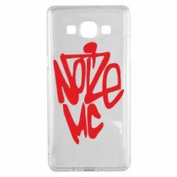 Чохол для Samsung A5 2015 Noize MC