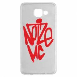 Чехол для Samsung A5 2016 Noize MC