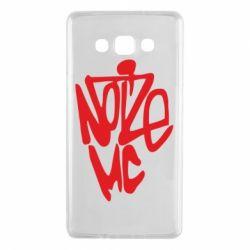 Чехол для Samsung A7 2015 Noize MC