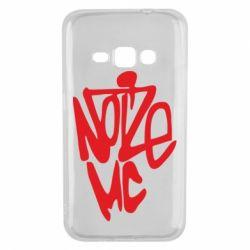 Чохол для Samsung J1 2016 Noize MC