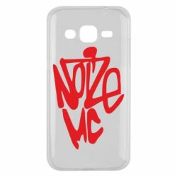Чехол для Samsung J2 2015 Noize MC
