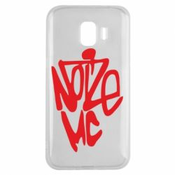 Чехол для Samsung J2 2018 Noize MC