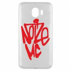 Чехол для Samsung J4 Noize MC