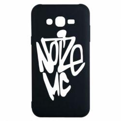 Чехол для Samsung J7 2015 Noize MC