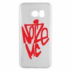 Чехол для Samsung S6 EDGE Noize MC