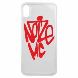 Чохол для iPhone Xs Max Noize MC