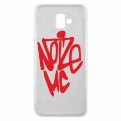 Чохол для Samsung J6 Plus 2018 Noize MC