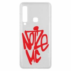Чехол для Samsung A9 2018 Noize MC
